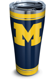 Tervis Tumblers Michigan Wolverines 30oz Campus Stainless Steel Tumbler - Navy Blue
