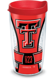 Texas Tech Red Raiders 16oz Spirit Tumbler