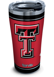 Tervis Tumblers Texas Tech Red Raiders 20oz Campus Stainless Steel Tumbler - Red