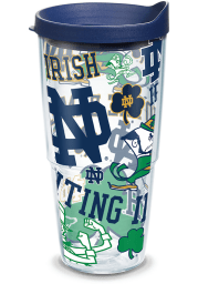 Notre Dame Fighting Irish 24oz All Over Tumbler