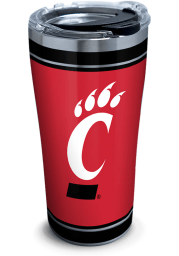 Tervis Tumblers Cincinnati Bearcats 20oz Campus Stainless Steel Tumbler - Red