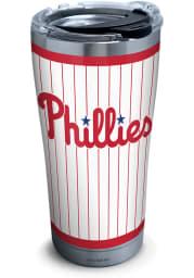 Tervis Tumblers Philadelphia Phillies 20oz Pinstripes Stainless Steel Tumbler - Red