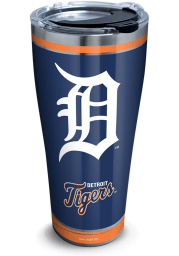 Tervis Tumblers Detroit Tigers 30oz Homerun Stainless Steel Tumbler - Navy Blue
