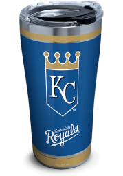 Tervis Tumblers Kansas City Royals 20oz Homerun Stainless Steel Tumbler - Blue