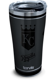 Tervis Tumblers Kansas City Royals 20oz Blackout Stainless Steel Tumbler - Black