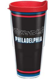 Philadelphia 76ers City Skyline 24oz Tumbler