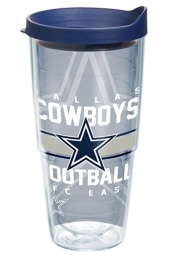 Dallas Cowboys 24oz Gridiron Tumbler