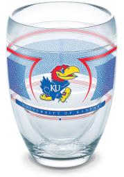 Kansas Jayhawks Reserve Wrap Stemless Wine Glass