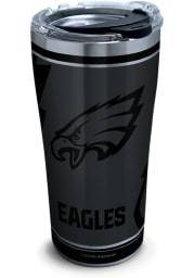 Tervis Tumblers Philadelphia Eagles Blackout 20oz Stainless Steel Tumbler - Black