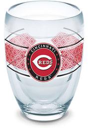 Cincinnati Reds Reserve Wrap Stemless Wine Glass