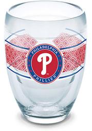 Philadelphia Phillies Reserve Wrap Stemless Wine Glass