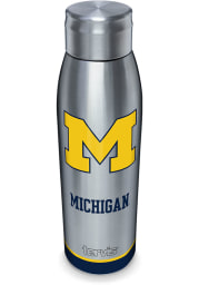 Tervis Tumblers Michigan Wolverines Tradition 17oz Stainless Steel Tumbler - Silver