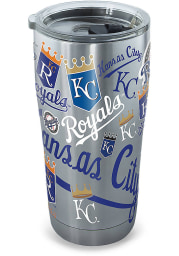 Tervis Tumblers Kansas City Royals 30oz Stainless Steel Tumbler - Grey