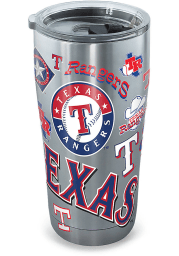 Tervis Tumblers Texas Rangers 30oz Stainless Steel Tumbler - Grey