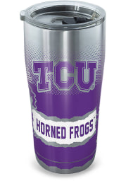 Tervis Tumblers TCU Horned Frogs 20oz Stainless Steel Tumbler - Grey