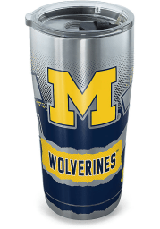 Tervis Tumblers Michigan Wolverines 20oz Stainless Steel Tumbler - Grey