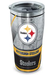 Tervis Tumblers Pittsburgh Steelers 20oz Stainless Steel Tumbler - Grey