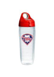 Philadelphia Phillies 25oz Clear Water Bottle