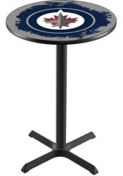 Winnipeg Jets L211 42 Inch Pub Table