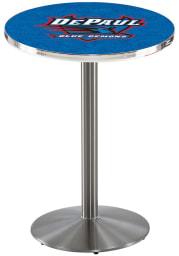 DePaul Blue Demons L214 36 Inch Pub Table