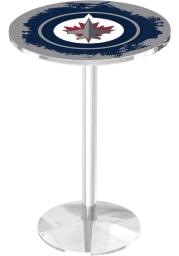 Winnipeg Jets L214 42 Inch Pub Table