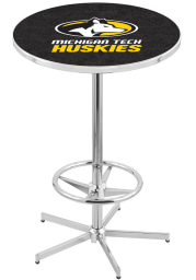 Michigan Tech Huskies L216 42 Inch Pub Table