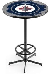 Winnipeg Jets L216 42 Inch Pub Table