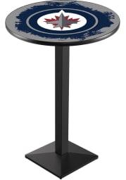 Winnipeg Jets L217 42 Inch Pub Table