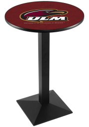 Louisiana-Monroe Warhawks L217 42 Inch Pub Table