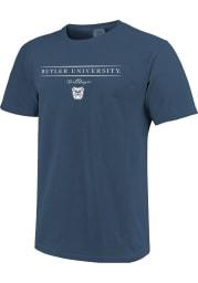 Butler Bulldogs Womens Navy Blue Classic Short Sleeve T-Shirt