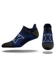 Xavier Musketeers Team Logo Mens Quarter Socks