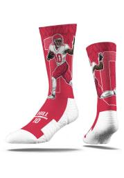 Tyreek Hill Kansas City Chiefs Player Mens Crew Socks