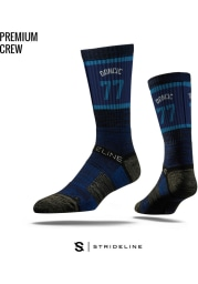 Luka Doncic Dallas Mavericks Sherzy Mens Crew Socks