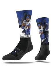 Ezekiel Elliott Dallas Cowboys Super Hero Mens Crew Socks