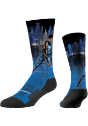 Joel Embiid Philadelphia 76ers Super Hero Mens Crew Socks
