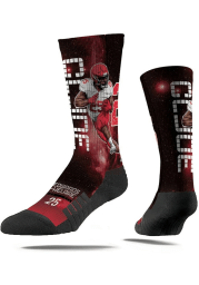 Clyde Edwards-Helaire Kansas City Chiefs Action Mens Crew Socks