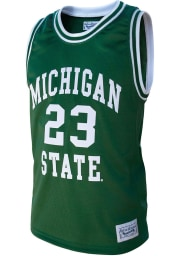 Draymond Green Original Retro Brand Michigan State Spartans Green College Classic Name and Number Jersey