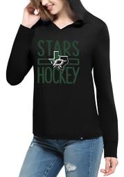 47 Dallas Stars Womens Black Crosstown Hooded Sweatshirt