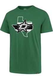 47 Dallas Stars Kelly Green Regional Short Sleeve T Shirt