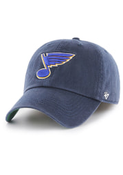 47 St Louis Blues Mens Navy Blue Franchise Fitted Hat