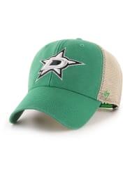 47 Dallas Stars Flagship Wash MVP Adjustable Hat - Kelly Green