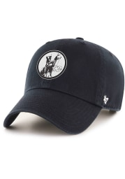 47 Kansas City Scouts Clean Up Adjustable Hat - Black