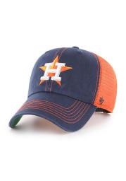47 Houston Astros Trawler Clean Up Adjustable Hat - Navy Blue