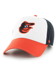 47 Baltimore Orioles Clean Up Adjustable Hat - Black