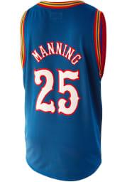 Danny Manning Kansas Jayhawks Original Retro Brand Tackle Twill Swingman Jersey