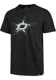 47 Dallas Stars Black Club Short Sleeve T Shirt