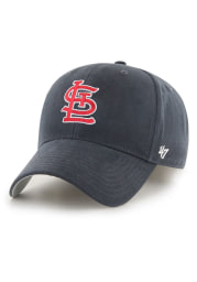 47 St Louis Cardinals Navy Blue Basic MVP Youth Adjustable Hat