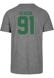 Tyler Seguin Dallas Stars Grey Most Valuable Player Short Sleeve Fashion Player T Shirt