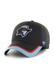 47 Dallas Renegades Mens Black XFL 2020 Sideline Solo Flex Hat
