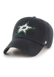 '47 Dallas Stars Clean Up Adjustable Hat - Black